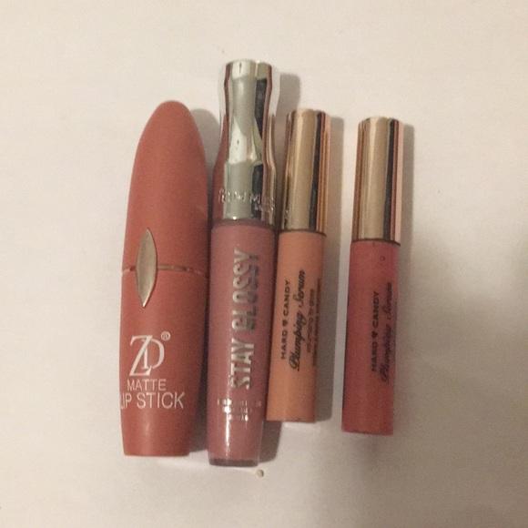 ⚡️Nude Lipstick bundle/set/lot